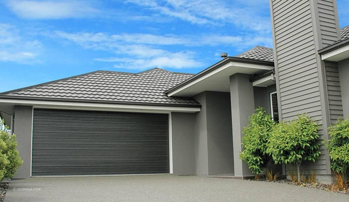 Dominator Futura Sectional Garage Door