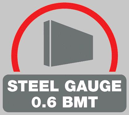 0.75 Steel Gauge Icon